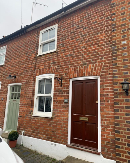 There is also a cottage on Portland Street, St Albans, in the portfolio.