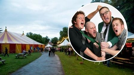 New family-friendly event Kids Comedy in the Park will take place in Chapelfield Gardens in Norwich this summer.
