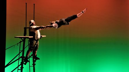 Norwich circus company Lost in Translation celebrates its 10th anniversary this year.