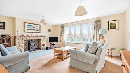 Spacious bungalow in Axminster