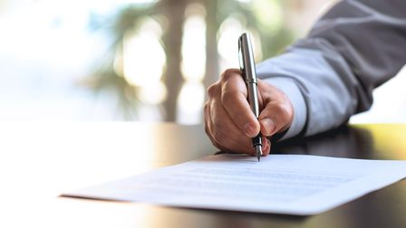 Professional will writing service offered by Ellis-Fermor & Negus in Derbyshire