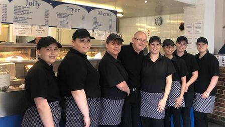 The Jolly Fryer in Wisbech is closing its doors an hour early on Saturday (July 3)