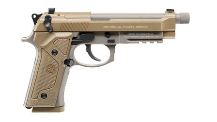 The Umarex Beretta M9A3 Full Metal Co2 BB pistol is back in stock in the UK