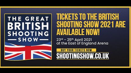 The Great British Shooting Show is back for 2021! Buy your tickets now and get ready for the biggest