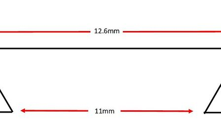 DoveTail mount dimensions