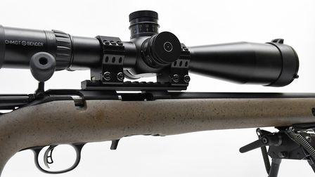 Once fitted correctly, the 20 MOA Picatinny rail adds longer range capability and additional eye rel