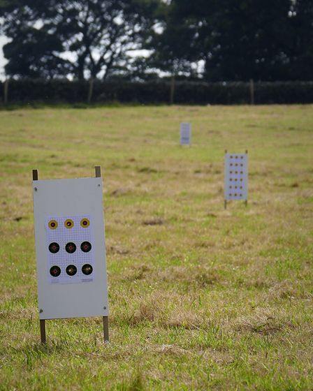 20m, 50m and 100m. The ideal distances to set up and extend the reach of your 22LR rimfire