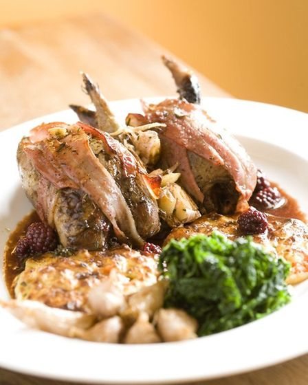 Perfect grouse