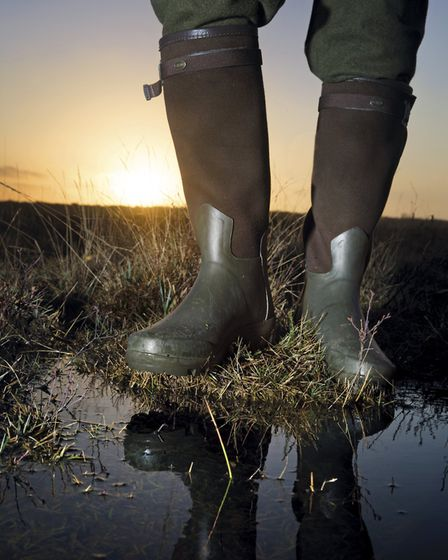 Arxus Primo Nord LW wellie boots - tested and reviewed by Drennan Kenderdine