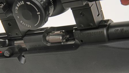 Very slick bolt operation and reliable twin claw extraction and faster lock timings are a 457 featur