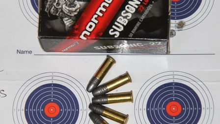 Accurate with most of the loads tested this CZ457 loved the new Norma .22LR Subsonic loads. The rabb