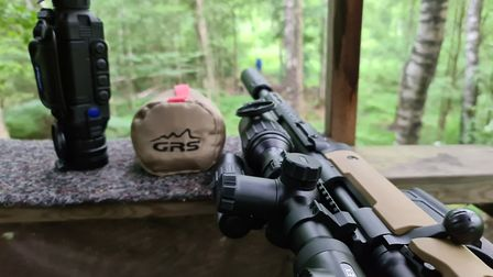 High-end IR on the rifle and a thermal for spotting is the ultimate combination for many