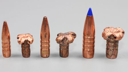 Regardless of calibre, l to r;- .22 centrefire, .243 and .308, Barnes a bullet for you type of shoot