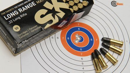 The SK Long Range ammo proved amazingly accurate from 50 to 200 yards, next time I'm out to 500 yard