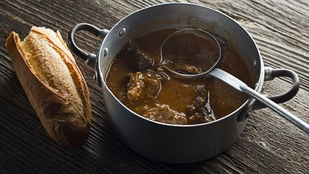 Getting venison into the domestic kitchens may be an option the industry can explore?