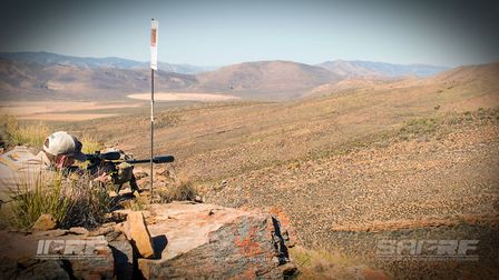 Precision rifle South Africa