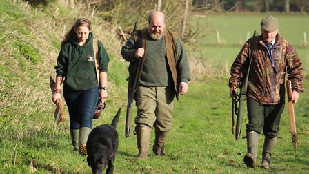 The BGA signs up shoots and game farms as members, not individuals