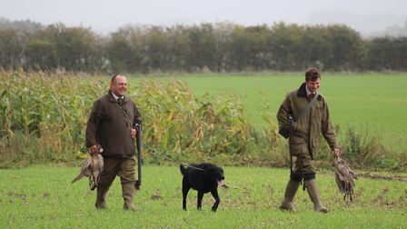 The BGA wants to bring game meat in line with other food-producing industries when it comes to meeti