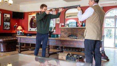 A gun fitting session will last approximately one hour
