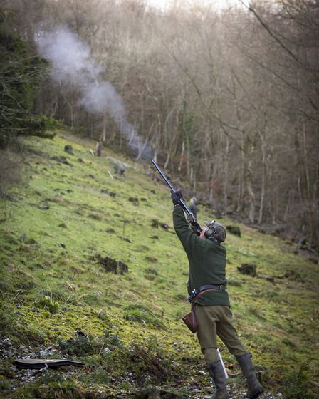 Remember, it's not all about the shooting, but more about a day in the great outdoors with like-mind