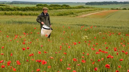 Gamekeepers look after far more than their game birds, as we all know. Credit: Peter Thompson