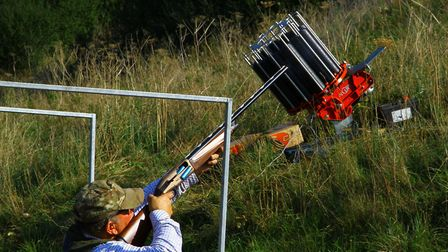 Clay shooting grounds will close during lockdown, which came into force in England on January 6th 20