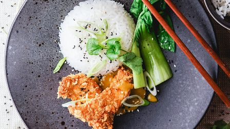Learn how to cook a delicious Katsu pheasant curry!