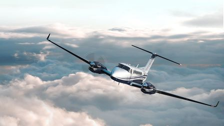 Almost eight thousand Beechcraft King Airs turboprops have been built since 1964