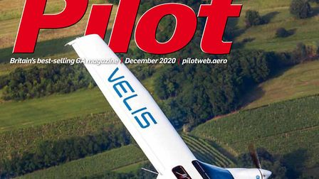 The December edition of Pilot is now on sale!