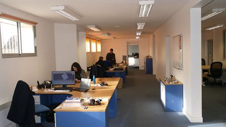 Turbotech office