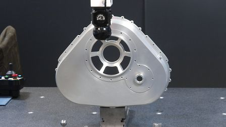 TP-R90 gearbox casing dimension check