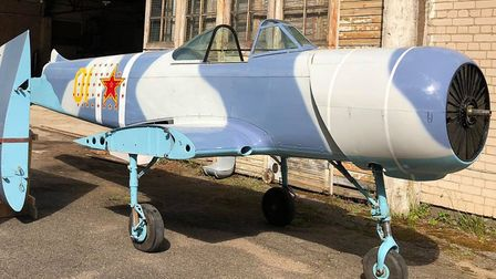 This is believed to be the last remaining Yakovlev 18P in the world... and you can own it!