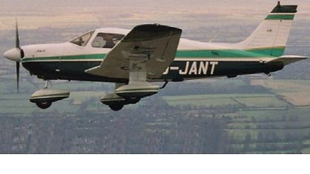 A share in a well-maintained PA28-181 is available at Wycombe Airfield