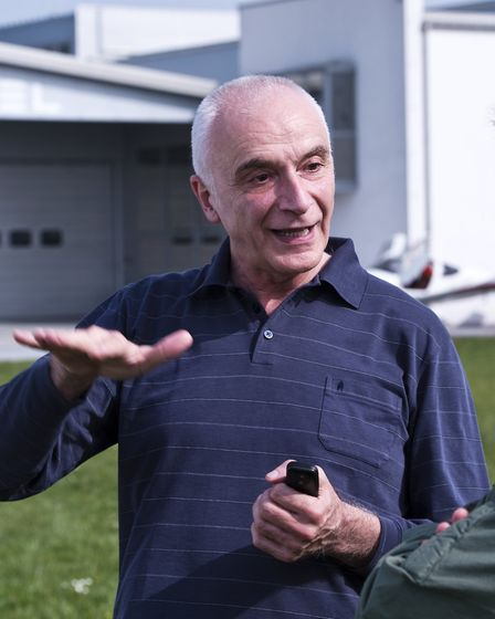 Ivo Boscarol is the founder and CEO of Pipistrel
