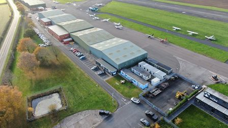Under the proposed plan Gamston Retford's runway would be used for motor vehicle testing alongside a