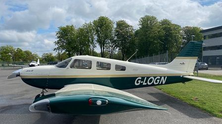 A beautiful 1999 PA28 181 Archer III is available for rent to a flying school or club