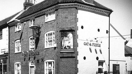 Cat and Fiddle pub