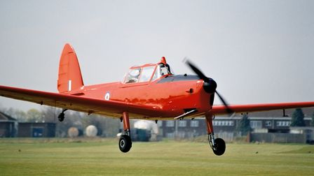 The Little Gransden Air and Craft Show is being held at the end of August.
