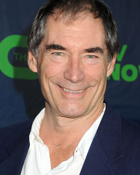 Timothy Dalton's career has spanned over five decades