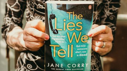 The Lies We Tell book
