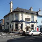 The Queens Arms in Brixham