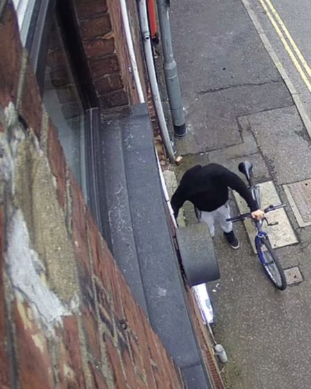 Thief steals chocolate from Benedicts restaurant Norwich