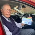 Blue Badge holder Gerald Kelly fought his Ipswich Hospital parking fine - and won.