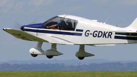 A long-established and well-run aircraft group has a share available