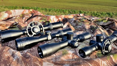 Hawke have evolved and are a force to be reckoned with in airgun scopes