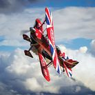 Rich Goodwin and his 'Muscle Pitts' biplane will appear at this year's Midlands Air Festival