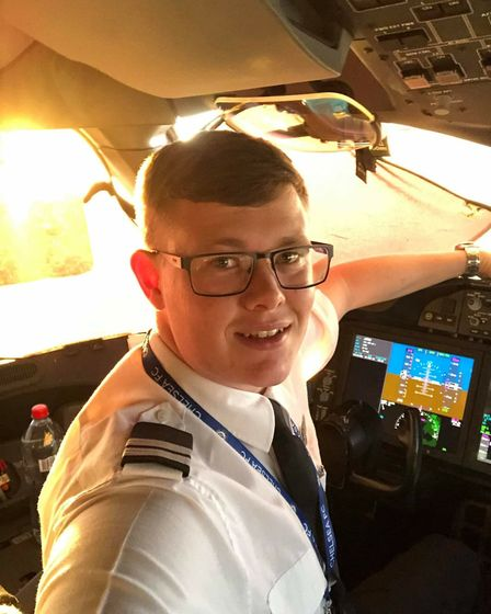 Jacob Roberts had been a cruise relief pilot for just over a year on Jetstar's Boeing 787-8 fleet