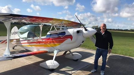 Rich Sims' Goodwood-based flying club, SportAir operates a Christen Eagle 'a great leveller', even f