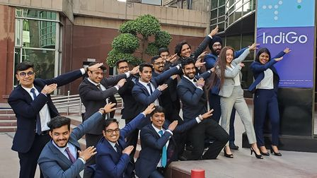 Fourteen cadets have been selected to take part in the pilot programme run by Indian budget airline