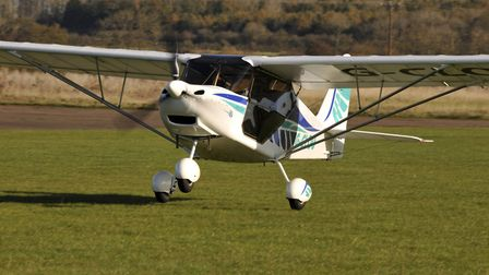 One light aeroplane that really does leap into the air - and climb like a rocket